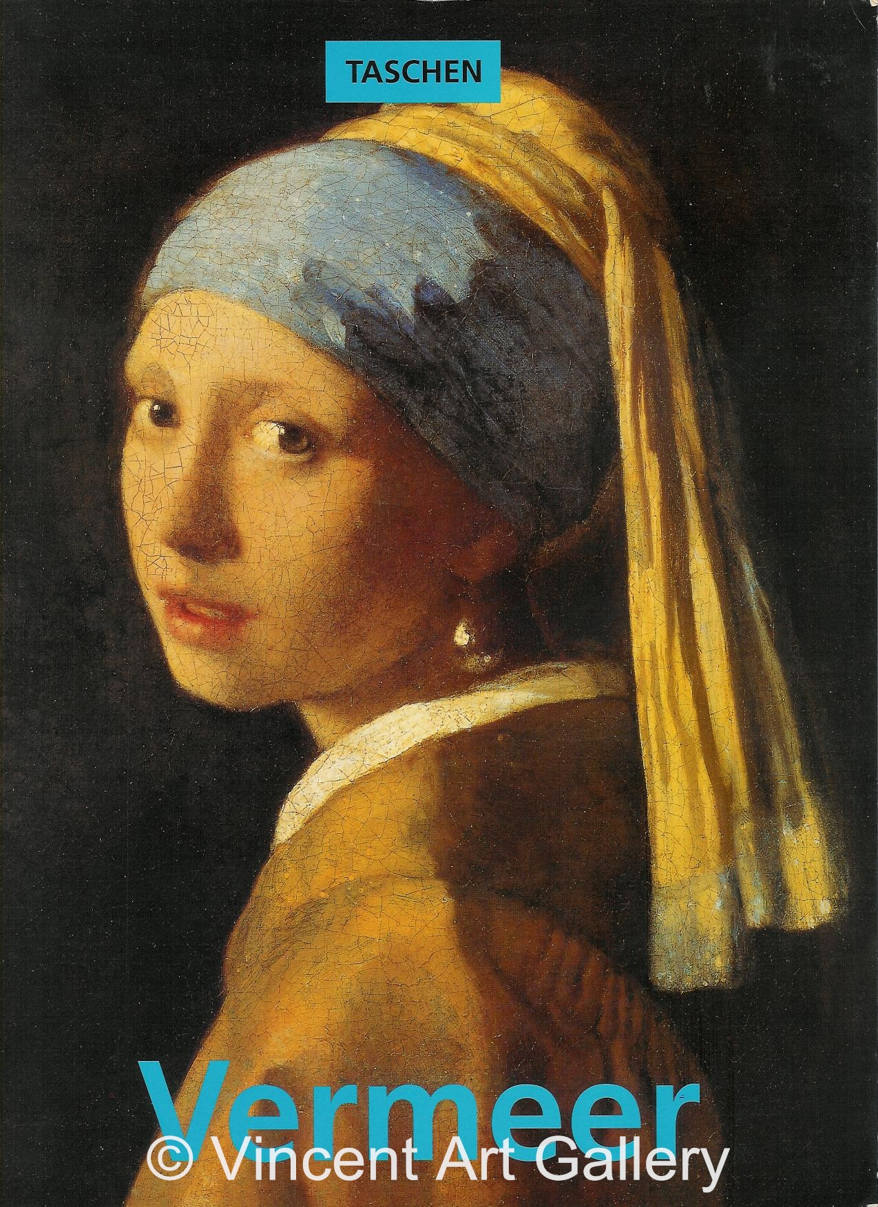 A119, VERMEER, The Girl with a Pearl Earring