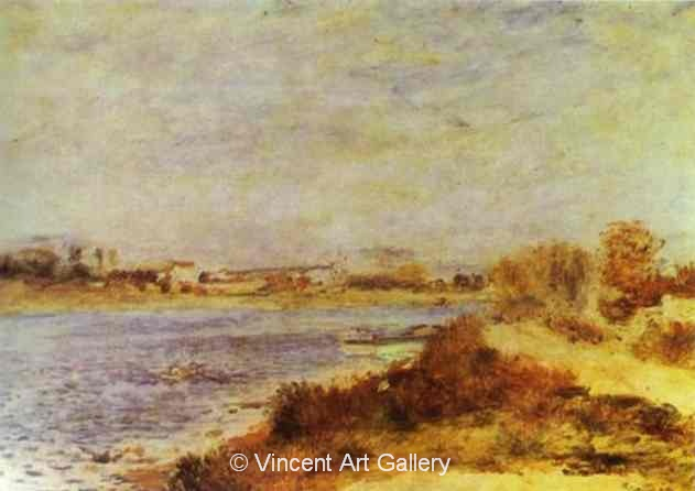 A3015, RENOIR, The Seine at Argenteuil