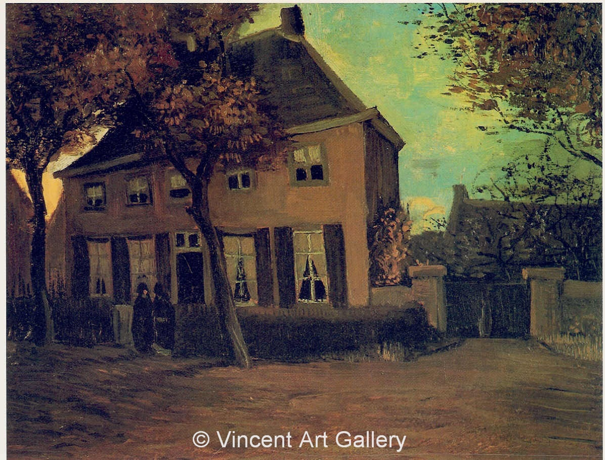 JH 948 - The Parsonage at Nuenen,