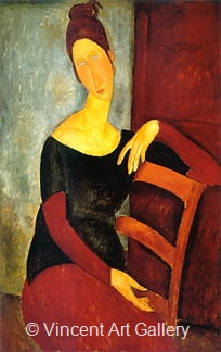 by Amedeo  Modigliani