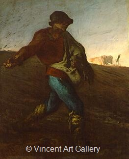 The Sower by