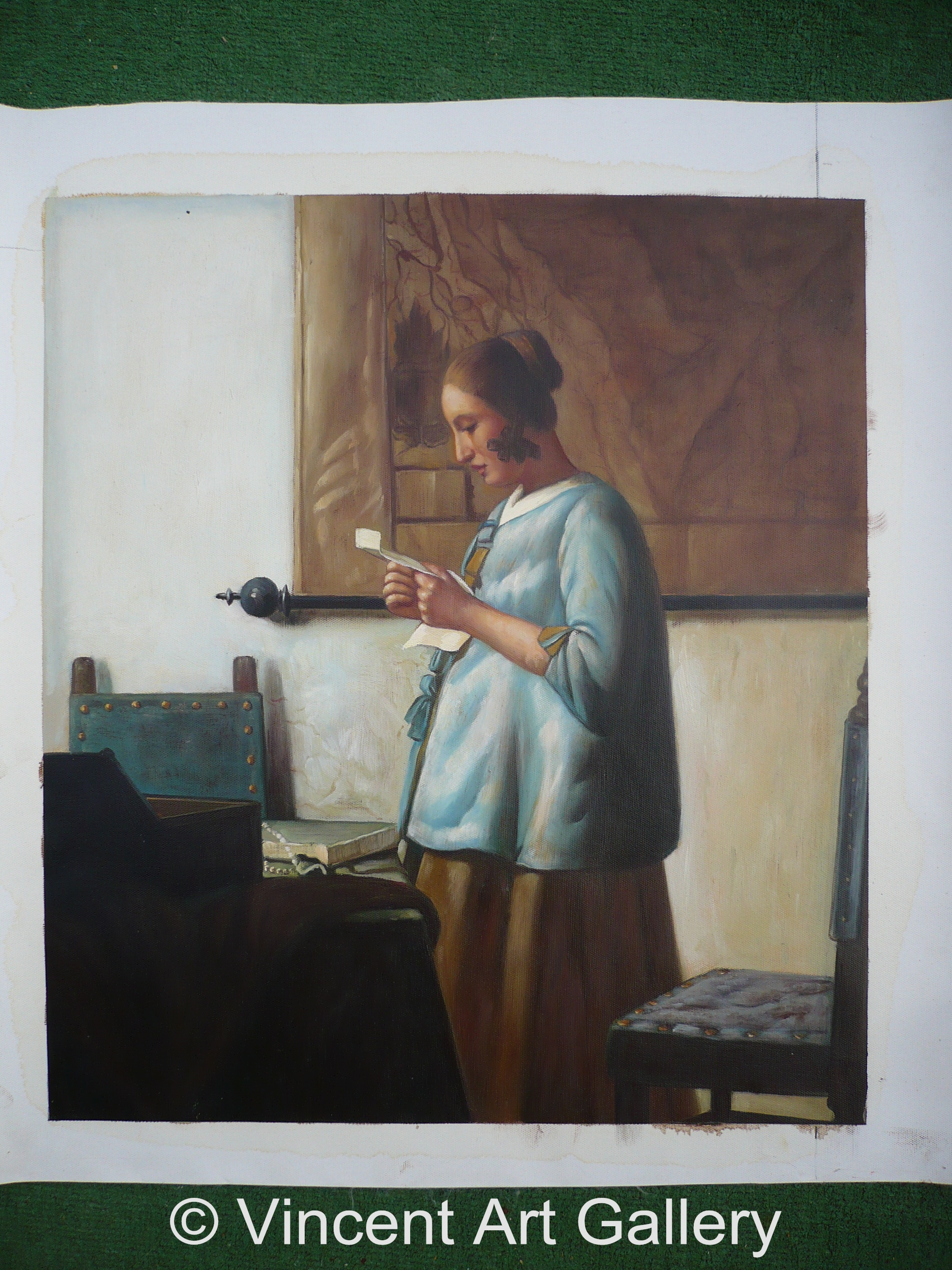 woman in blue reading a letter in blue reading a letter by johannes vermeer 25664 | A1818,%20Vermeer,%20Woman%20in%20Blue%20reading%20a%20Letter%20002%20(1)